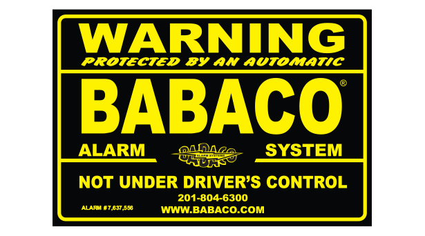Babaco Alarm Systems, Inc.